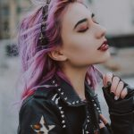 attractive-beauty-black-leather-jacket-1035687